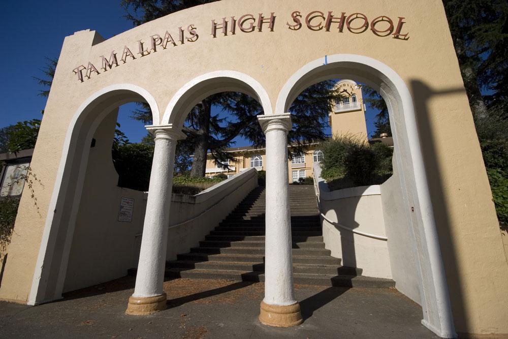 Tamalpais High School Modernization Increment Iii Arntz