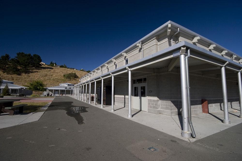 Hercules Middle High School Arntz Builders